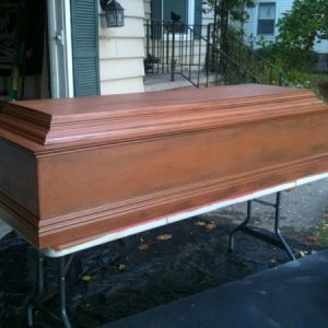 coffin needs handles.
