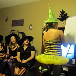 Witch Pictionary
