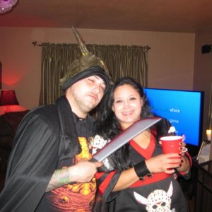 Halloween party 2010 100