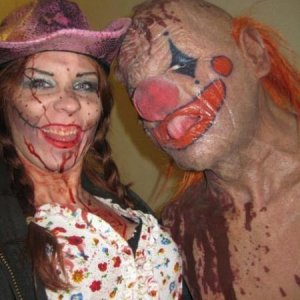 Hillbilly + Evil Clown
