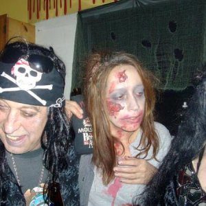 zombie me, hubby rockstar, and friends mom vampire