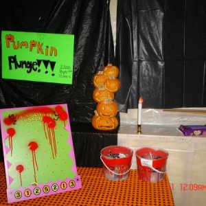 carnevil game pumpkin plunge