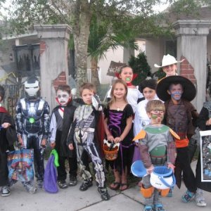Future Haunters of Florida.  VERY SCARY!!!