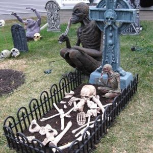 Ghoul Grave
