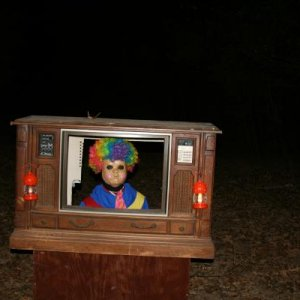 Clown in a Box