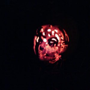 jason vorhees pumpkin
