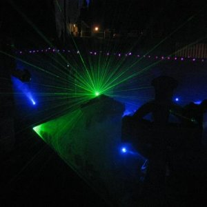 My Newest Beam Laser from Spirit
