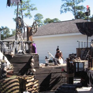 Pirate Ship - 2010