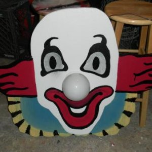 Clown Sign