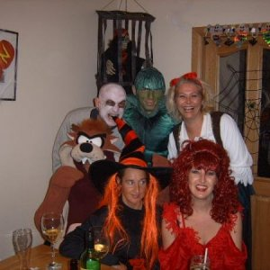 halloween 2 party