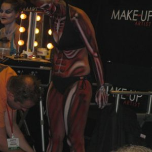 Body Painting Demo