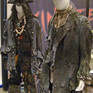Nightmares Inc.. These costumes were incredibly detailed.