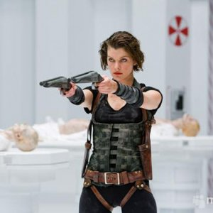 resident evil afterlife Milla Jovovich alice