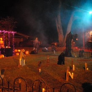Halloween Night 2010