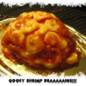shrimp brain