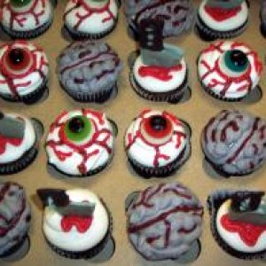 2009 Anatomy of Murder: Body Parts Cupcakes
