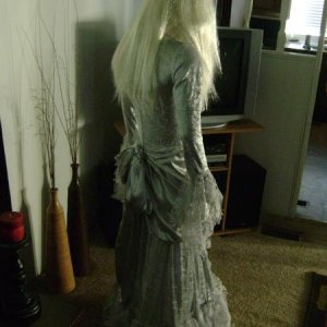 Mourning Ghost Bride 5