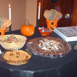 HPIM2292 Sweets table