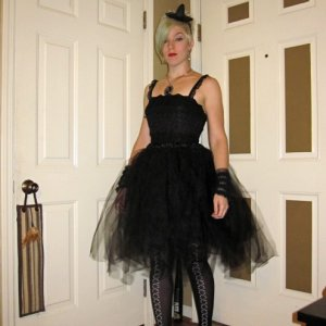 My Be-Witching Bash 2011 costume