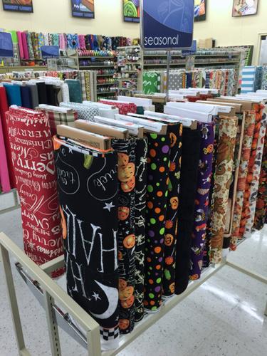 hobby lobby 2015 halloween print fabric in stock