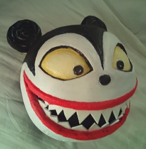 nightmare before christmas scary vampire teddy wip