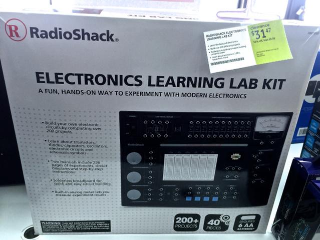 Sku101 | basic electronics online learning course.
