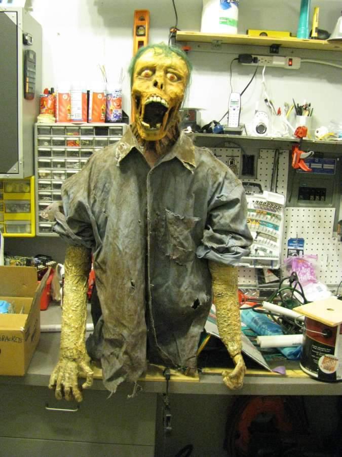 zombie - Zombie Props